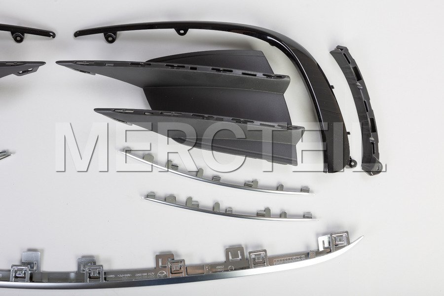 AMG CLS53 Front Bumper Conversion Kit to for CLS Class C257