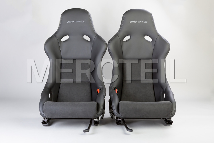 AMG Carbon-Fiber Recaro Performance Seats for AMG GT (part number: 	 A19091052039C77)