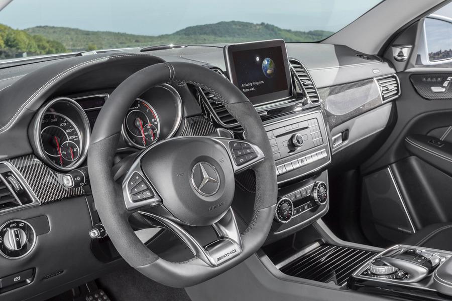 GLE Coupe C292 Carbon Interior Trim Set Interior