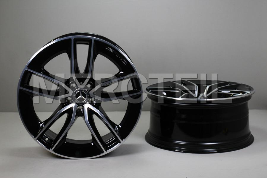 AMG R20 Set Of Alloy Wheels A25740131007X23, 2574013100 7X23.