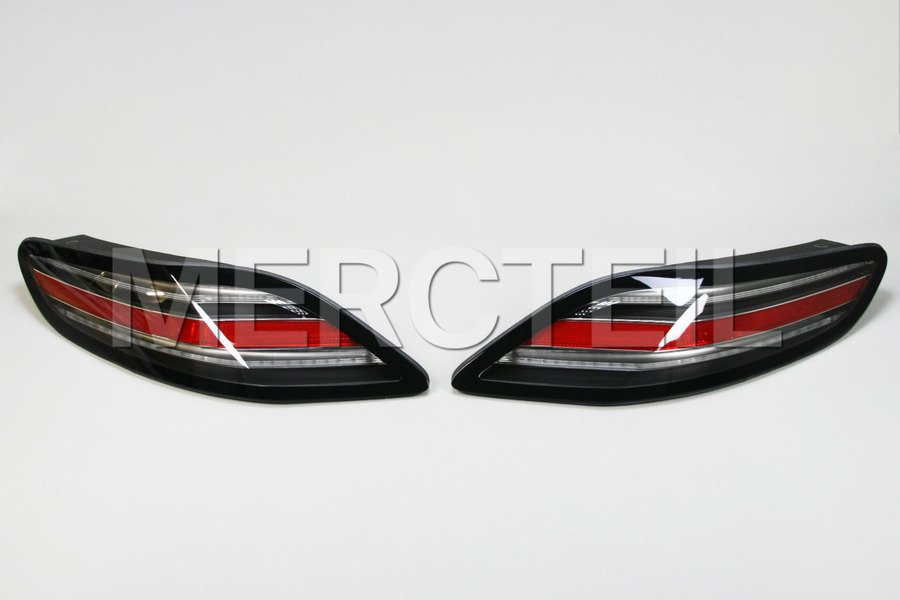 AMG SLS Black Series Tail Lights Set for C197 (part number: A1979063300)