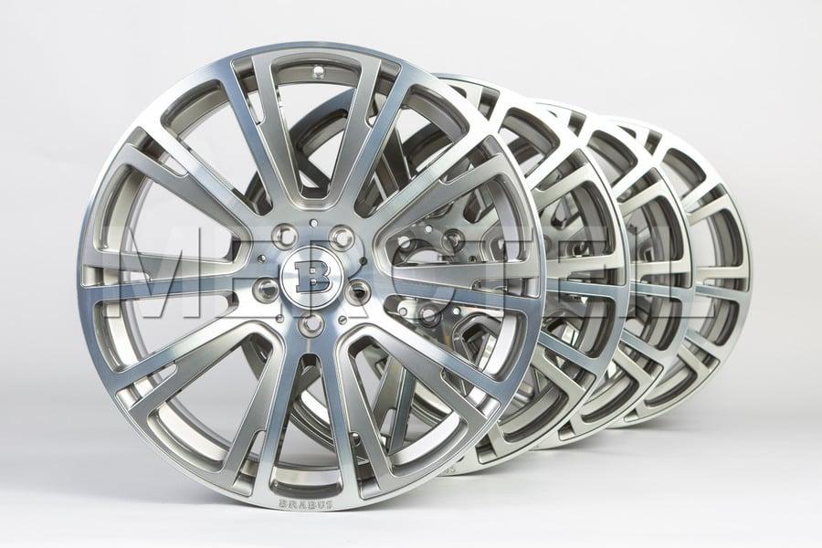 BRABUS 20 Inch Set of Alloy Wheels Monoblock R; R12-950-60.