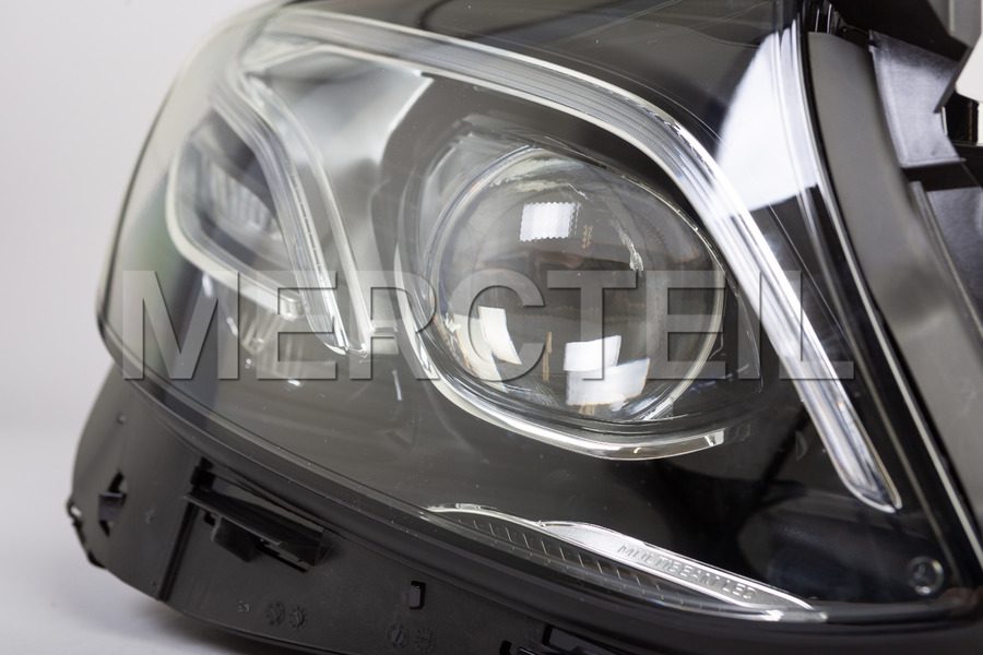 LED Multibeam Headlights Set for E-Class (part number:  A2139069604)