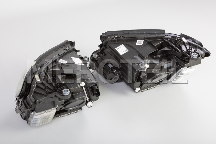 LED Multibeam Headlights Set for E-Class (part number:  A2139069504)