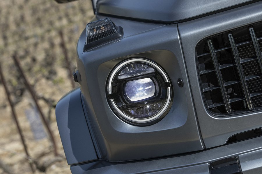 Night Package Lights System Set for G-Class W463A