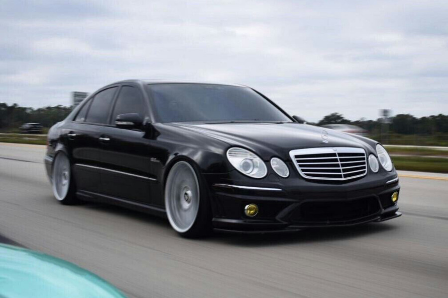 Radiator Grille for E-Class
